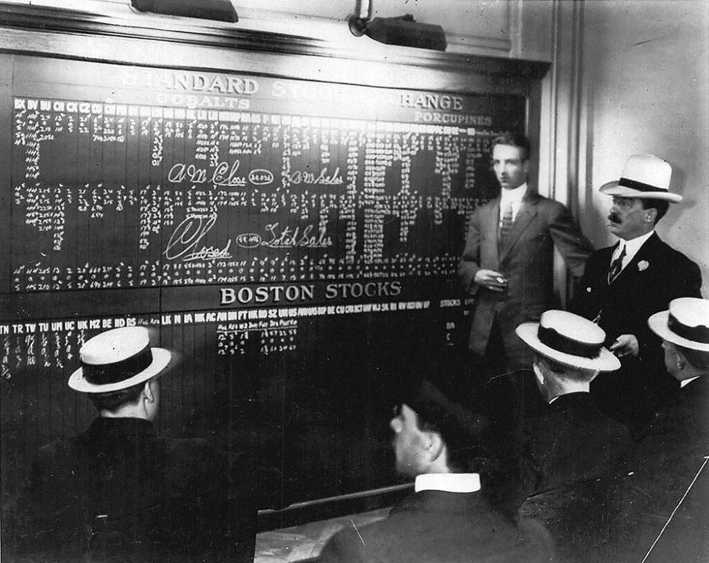 board at the toronto stock exchange 1024x814 - <b>Як швидко розбагатіти:</b> що таке інвестиції на фондових біржах, як це працює та які ризики? - Заборона