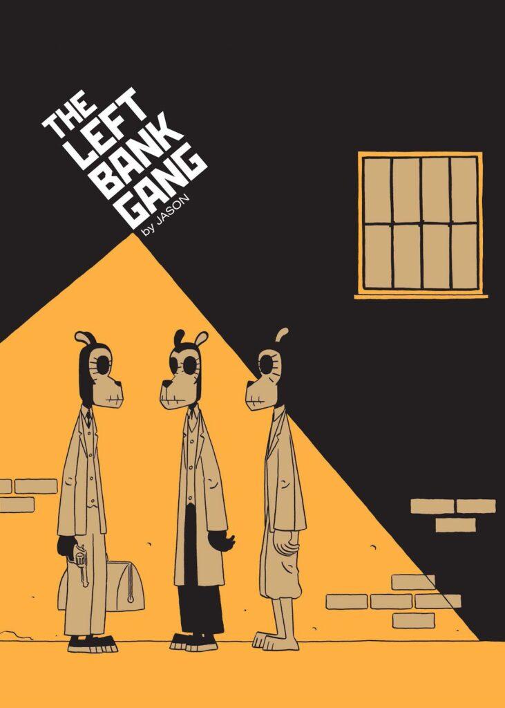 lbg 1 731x1024 - <b>«Персеполіс», «Лівобережна банда» та періодичне видання про вигадане місто</b> — огляд коміксів від учасників дискусії на «Книжковому арсеналі» - Заборона