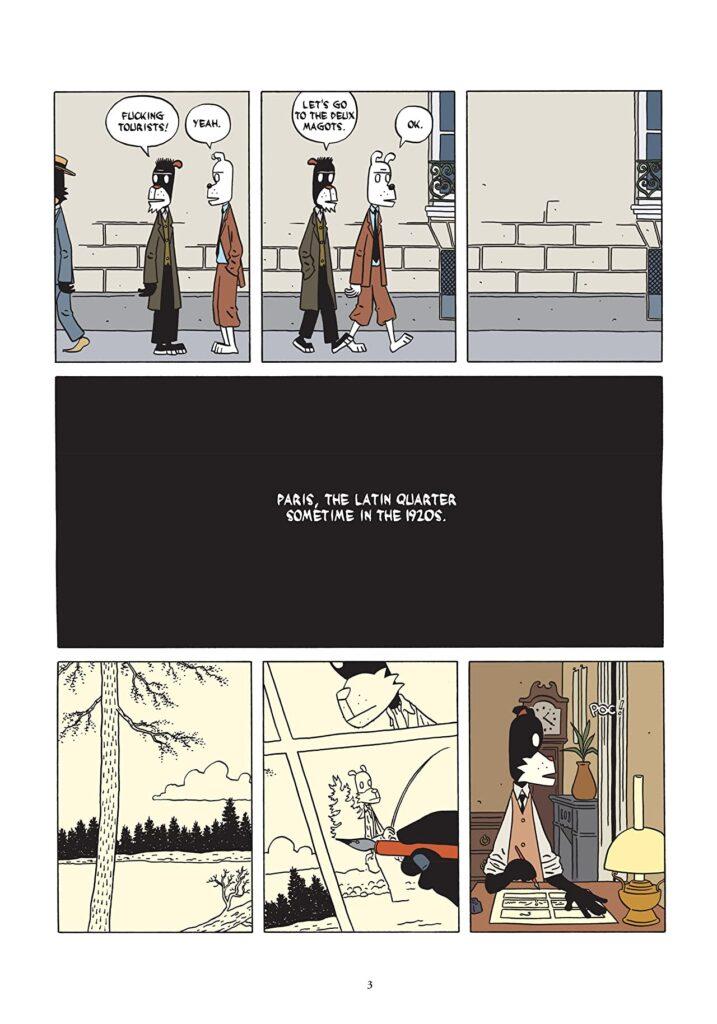 lbg 2 717x1024 - <b>«Персеполіс», «Лівобережна банда» та періодичне видання про вигадане місто</b> — огляд коміксів від учасників дискусії на «Книжковому арсеналі» - Заборона