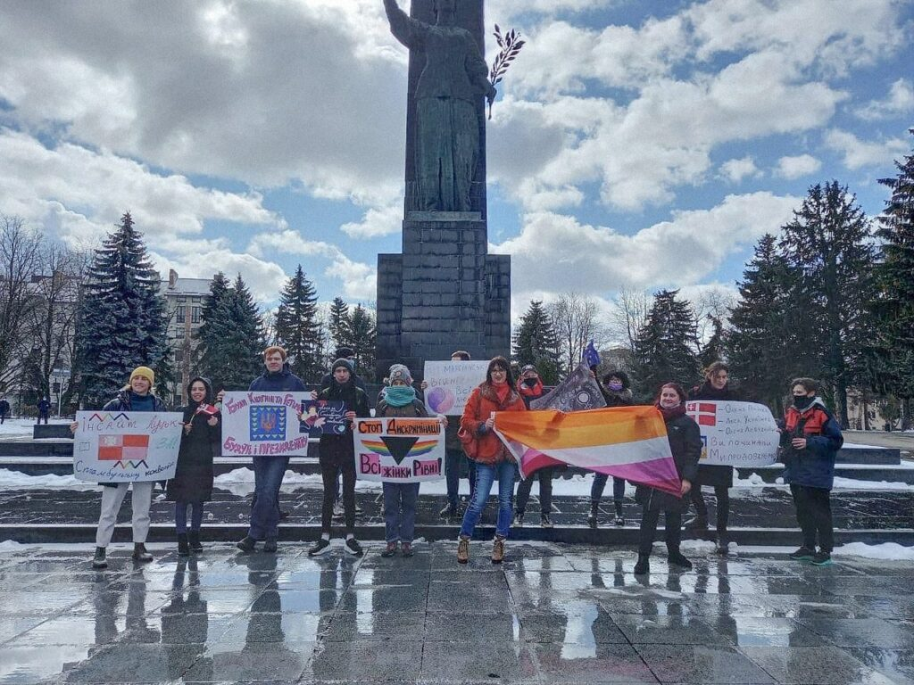 """lgbt in ukraines regions 05 1024x768 - <b>""""To become an activist, you have to travel a difficult path.""""</b> What it's like to run an LGBT organization in rural Ukraine - Заборона"""