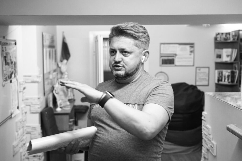 """lgbt in ukraines regions 15 1024x682 - <b>""""To become an activist, you have to travel a difficult path.""""</b> What it's like to run an LGBT organization in rural Ukraine - Заборона"""