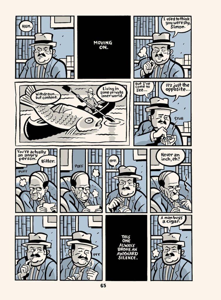 pv 03 753x1024 - <b>«Персеполіс», «Лівобережна банда» та періодичне видання про вигадане місто</b> — огляд коміксів від учасників дискусії на «Книжковому арсеналі» - Заборона