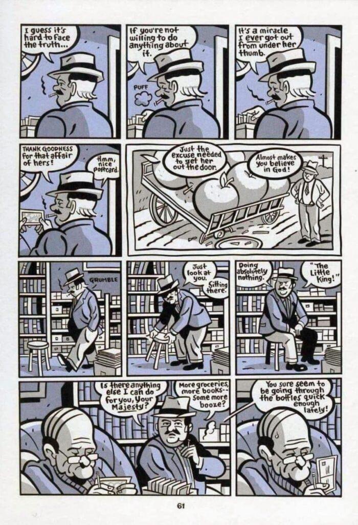 pv 04 700x1024 - <b>«Персеполіс», «Лівобережна банда» та періодичне видання про вигадане місто</b> — огляд коміксів від учасників дискусії на «Книжковому арсеналі» - Заборона