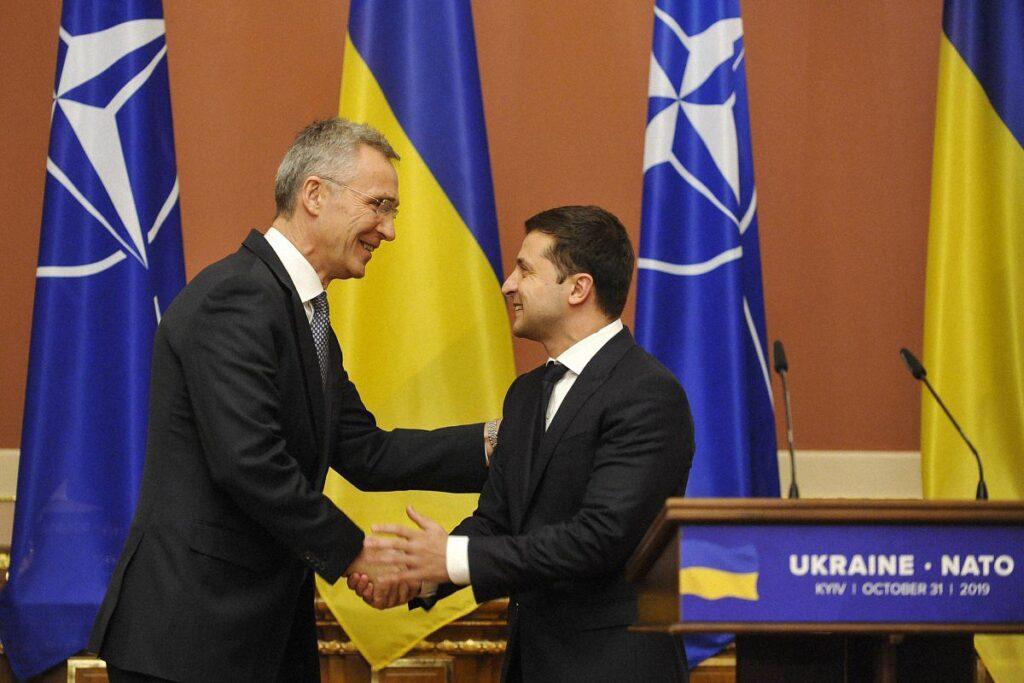 ukraine in nato 01 1024x683 - <b>Ukraine's Broken Road to NATO</b> - Заборона
