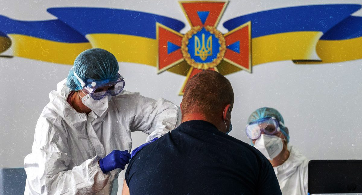 Вакцинація від коронавірусу в Україні: можливі наслідки