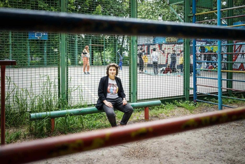 yana panfilova 03 1024x683 - <b>Эпидемия, которая не закончится.</b> Лидерка движения Teenergizer рассказывает, почему ВИЧ продолжает убивать подростков - Заборона