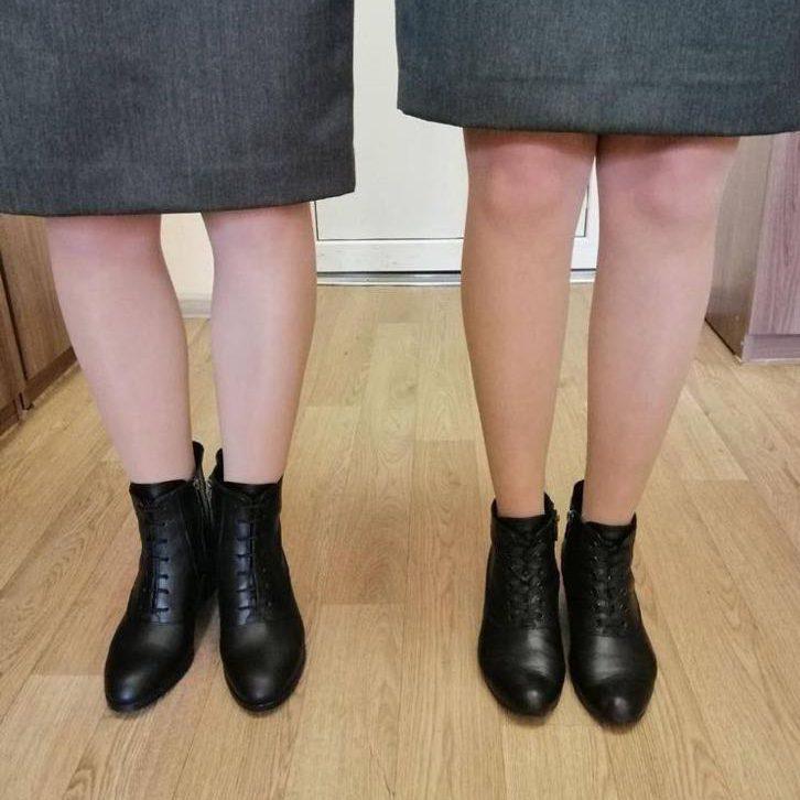 chob 01 - <b>Курсантки маршируватимуть на параді до Дня Незалежності не в туфлях, а в черевиках — їх ще не пошили</b> - Заборона