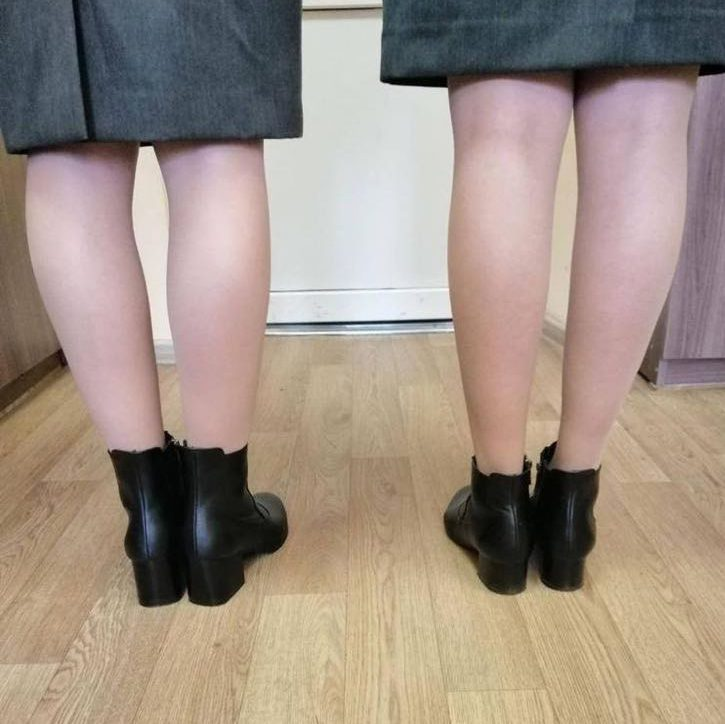 chob 02 - <b>Курсантки маршируватимуть на параді до Дня Незалежності не в туфлях, а в черевиках — їх ще не пошили</b> - Заборона