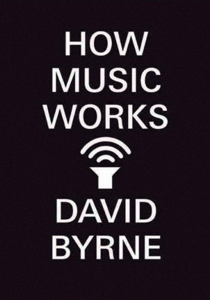 david byrne - <b>Пожива для мозку:</b> рекомендації музики, літератури та відео від Стаса Корольова - Заборона