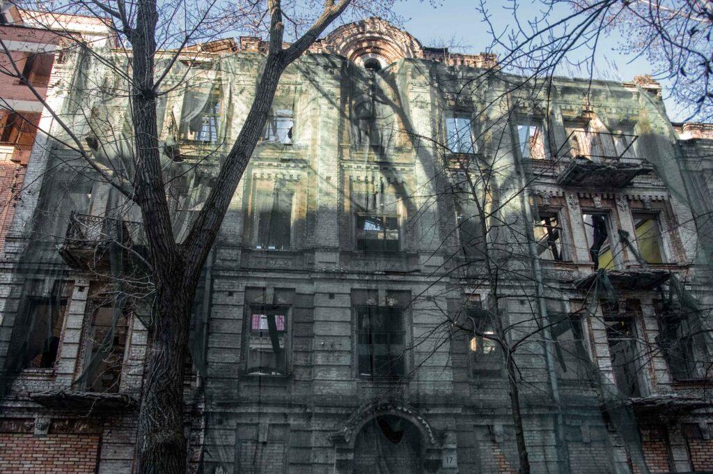 demolished buildings kyiv 02 1024x680 - <b>В Киеве активно сносят историческую застройку.</b> Вот 25 зданий, которые мы уже потеряли или скоро можем потерять - Заборона