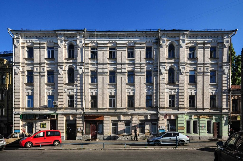 demolished buildings kyiv 20 1024x680 - <b>В Киеве активно сносят историческую застройку.</b> Вот 25 зданий, которые мы уже потеряли или скоро можем потерять - Заборона