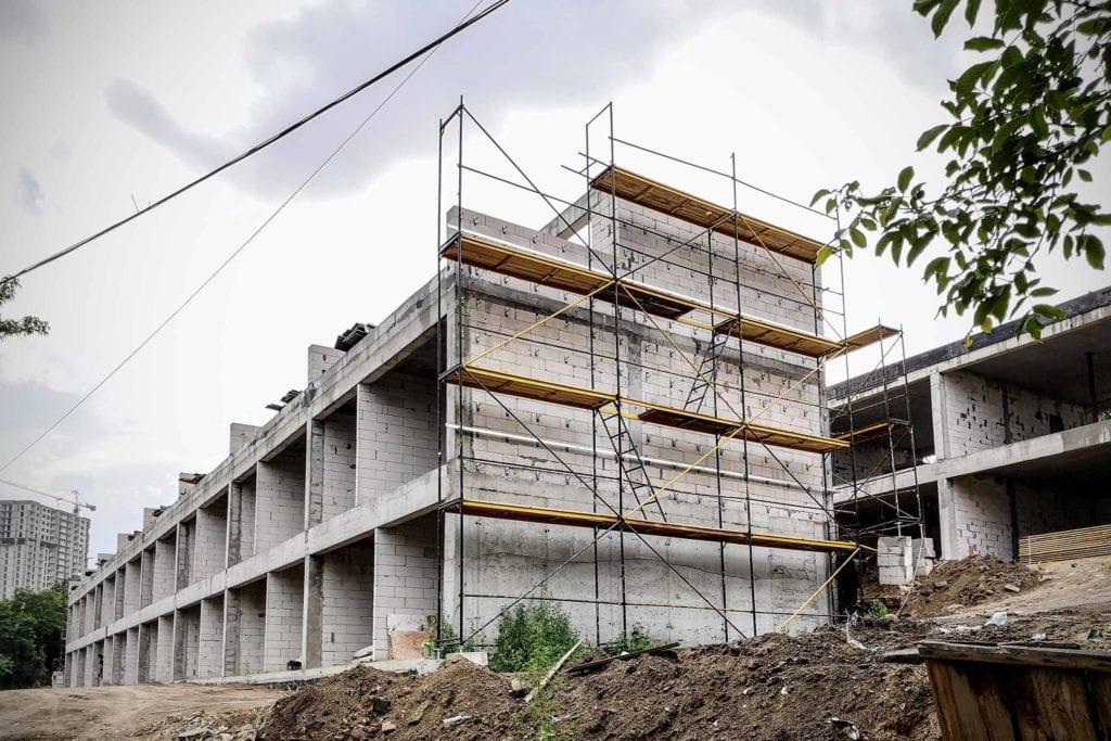demolished buildings kyiv 30 1024x683 - <b>В Киеве активно сносят историческую застройку.</b> Вот 25 зданий, которые мы уже потеряли или скоро можем потерять - Заборона