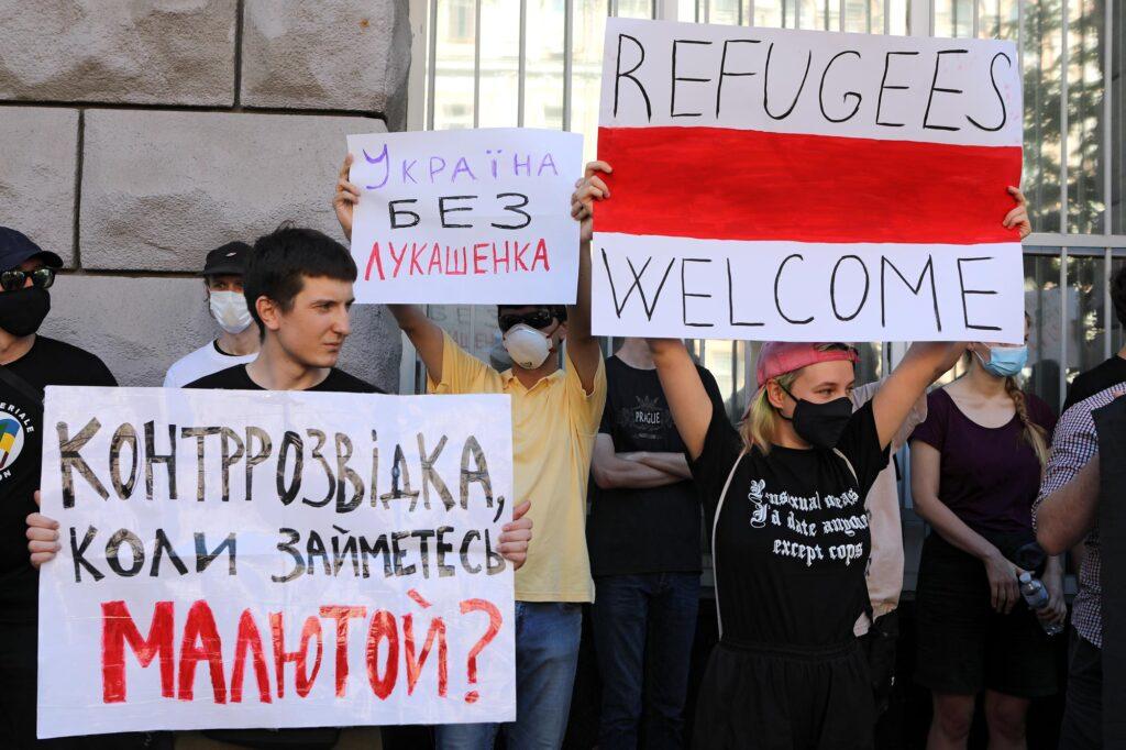 gettyimages 1233887529 1024x682 - <b>Беларуского анархиста Боленкова не будут выдворять из Украины.</b> Почему его хотели депортировать и зачем это СБУ? - Заборона