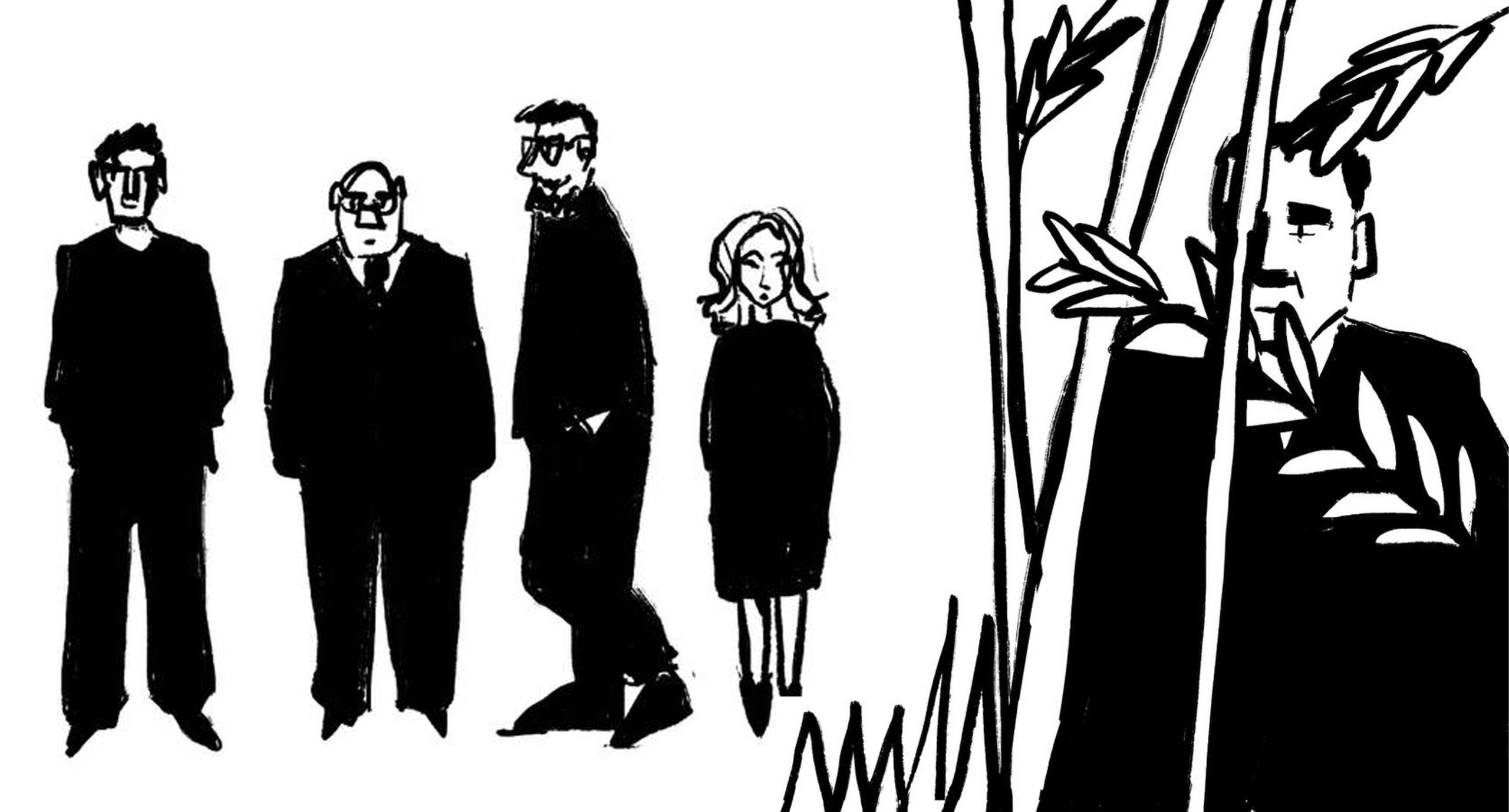 Обруч, перо і «хачі». Новий комікс Тані Кремень — і анонс її дебютної графічної новели