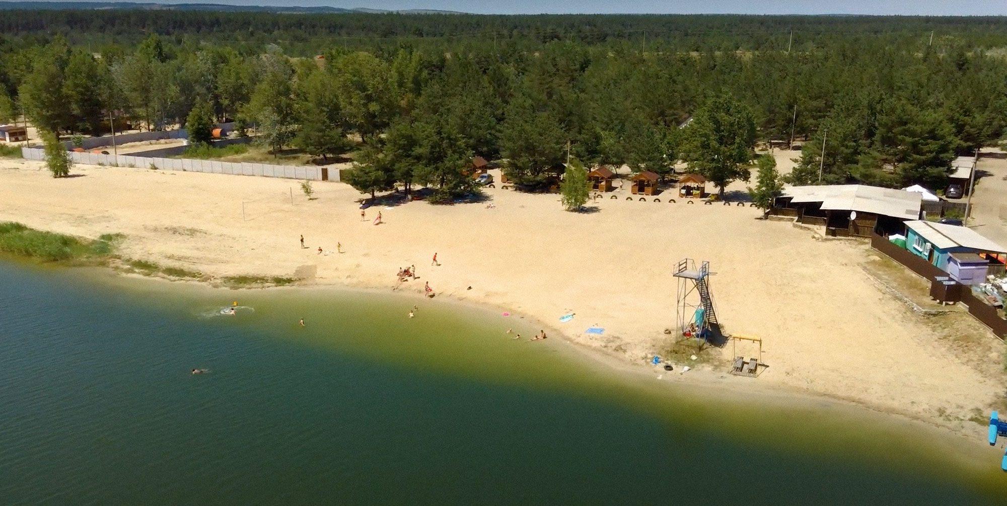 tourism in dobnas blue sea beach - <b>Каякінг, вечірки в Маріуполі та дикий кемпінг.</b> Куди поїхати відпочивати на Донеччині - Заборона