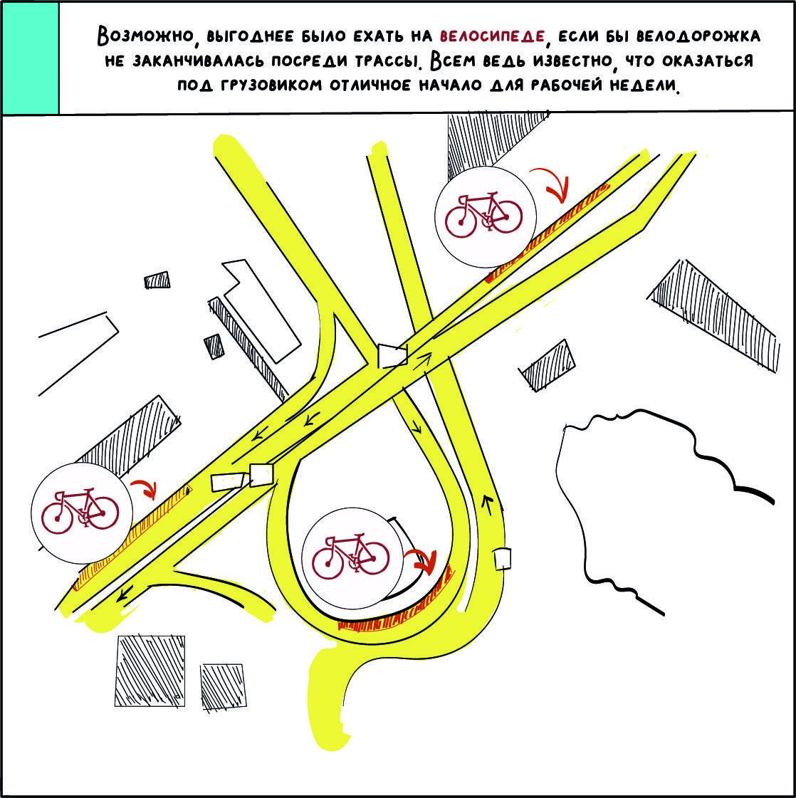 comics about kyiv 10 - <b>«Собі побібікай!»</b> Комікс Анастасії Оприщенко про те, що дратує в Києві найбільше - Заборона