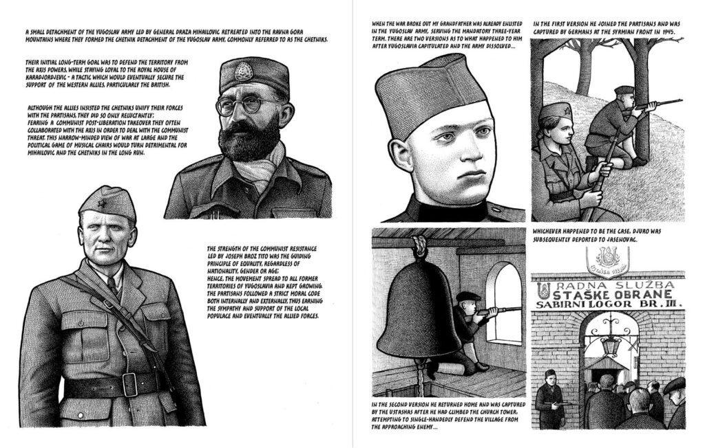 fatherland nina b 43 1024x652 - <b>Фемінізм і місто, Космічний поштар і Батьківщина.</b> Борис Філоненко рекомендує комікси - Заборона