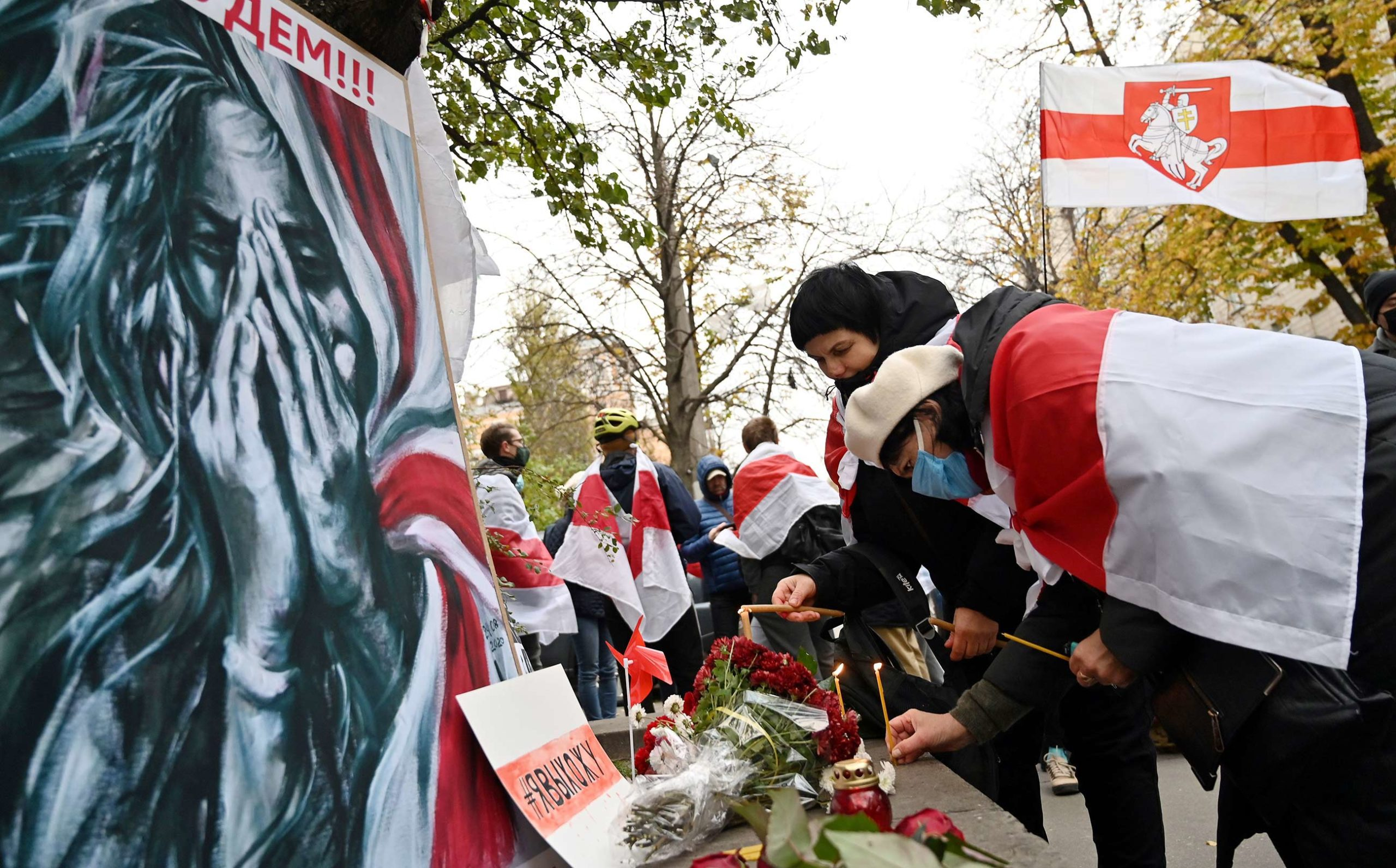 gettyimages 1229604732 scaled - <b>Belarus House, founded by Slain Activist Vitaly Shishov, Has a Poor Reputation Among Belarusian Organizations</b> - Заборона