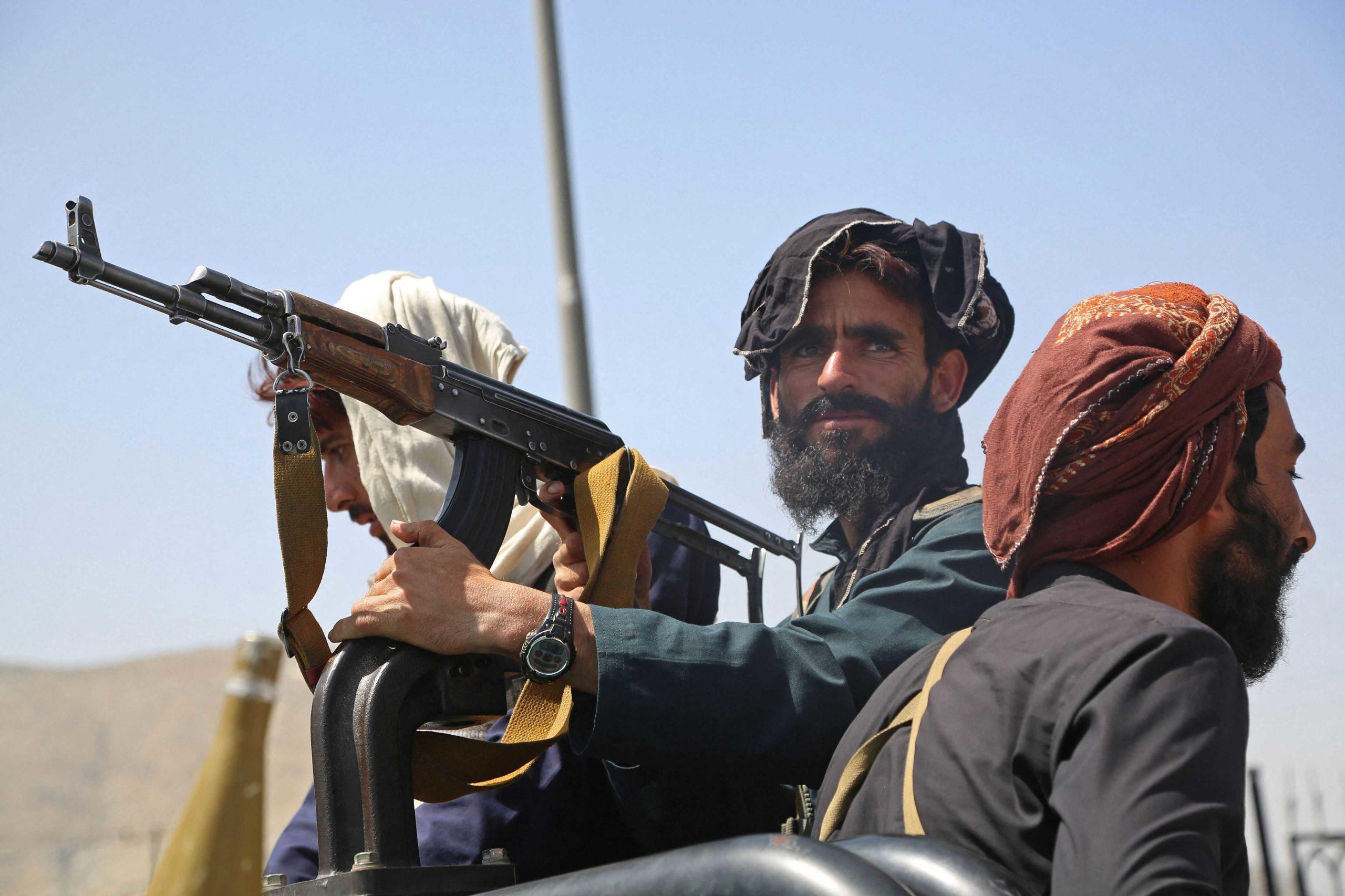 gettyimages 1234711006 scaled - <b>«Талібан» — це новий ІДІЛ? Чи є загроза для України?</b> Відповідаємо на головні питання про війну в Афганістані - Заборона