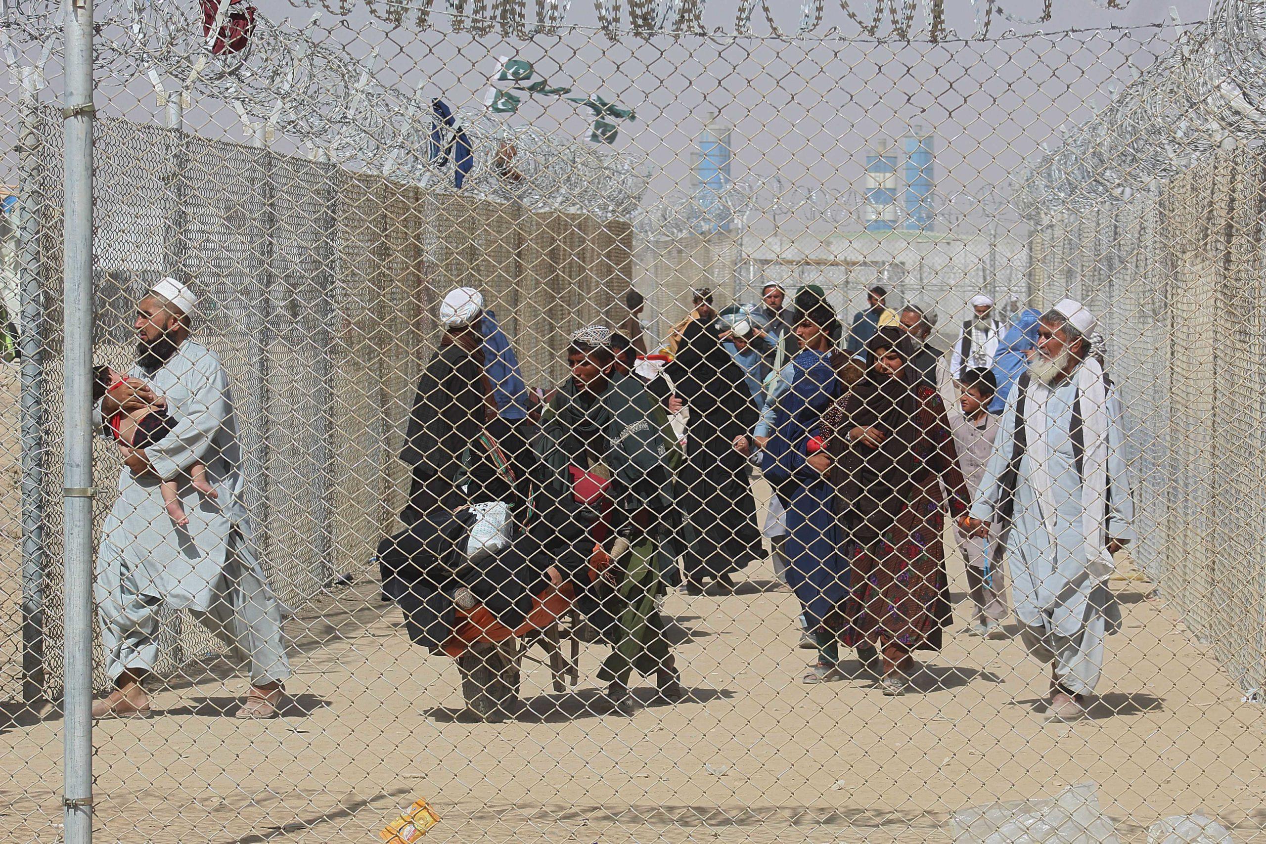 gettyimages 1234857719 scaled - <b>Світ на порозі нової міграційної кризи через захоплення Афганістану талібами.</b> Вона не омине й Україну - Заборона