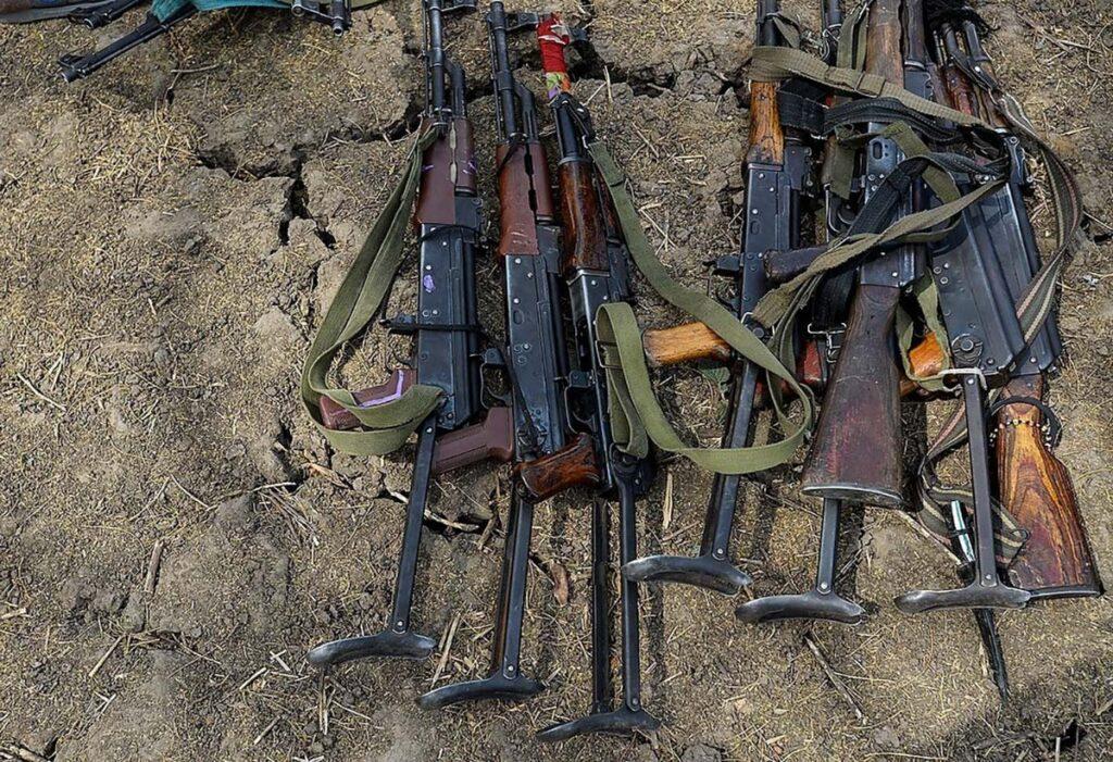 gettyimages 465207368 1024x701 - <b>Куди ведуть таємні стежки українських контрабандистів зброї. </b>Розслідування Заборони - Заборона