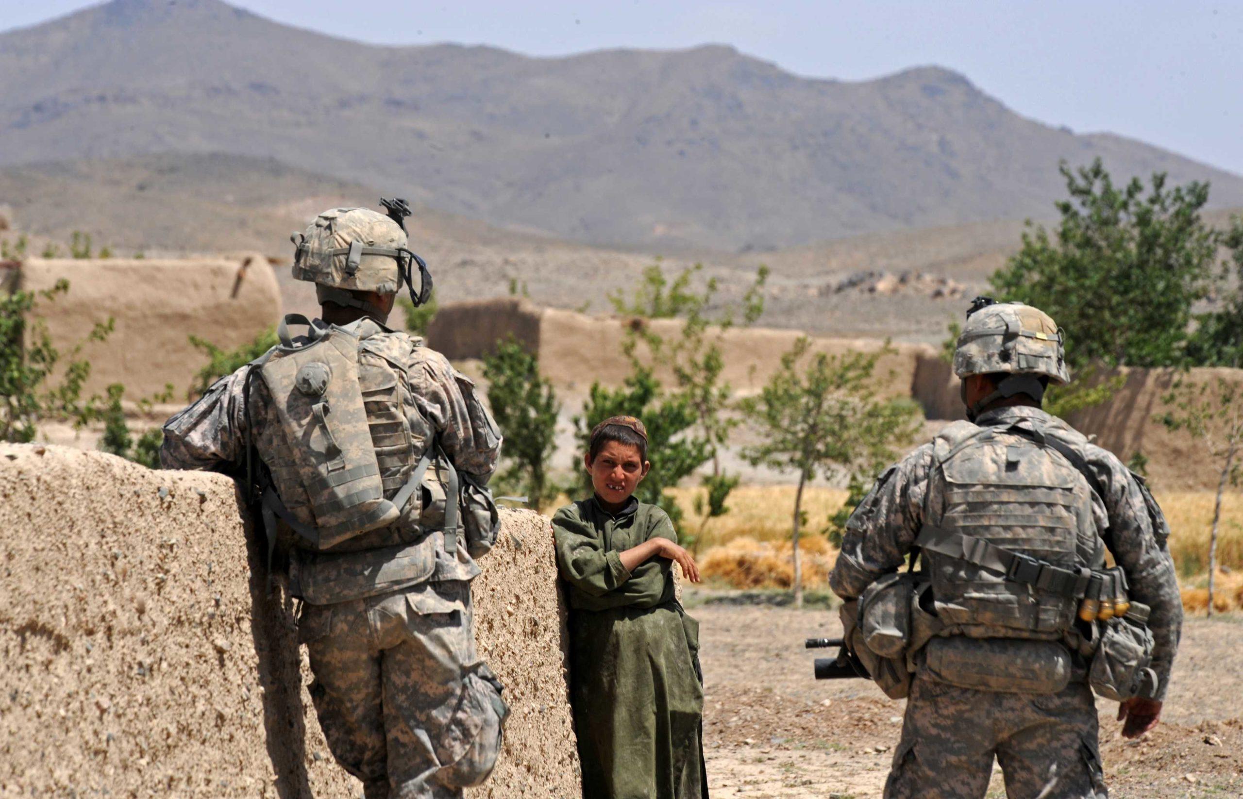 gettyimages 98950923 scaled - <b>«Талібан» — це новий ІДІЛ? Чи є загроза для України?</b> Відповідаємо на головні питання про війну в Афганістані - Заборона