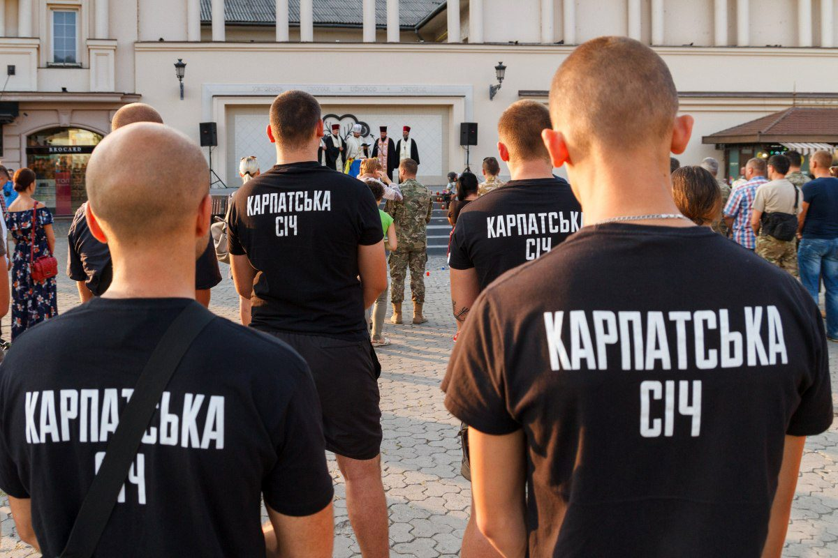 """karpatska sich - <b>Three Years Ago, LGBT Activist Vitalina Koval Was Attacked by """"Far-Right"""" Activists, and It Changed Her Life Dramatically.</b> Here Is Her Story - Заборона"""
