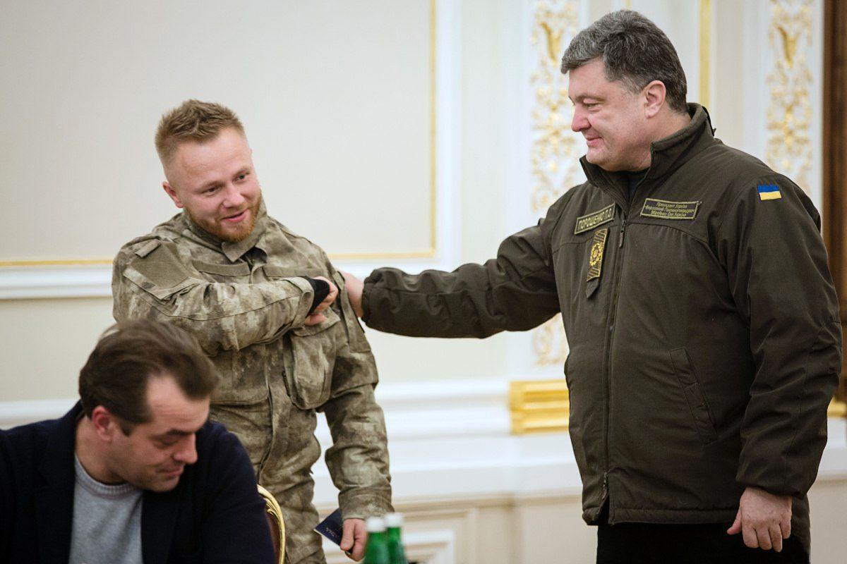 poroshenko korotkich - <b>Belarus House, founded by Slain Activist Vitaly Shishov, Has a Poor Reputation Among Belarusian Organizations</b> - Заборона
