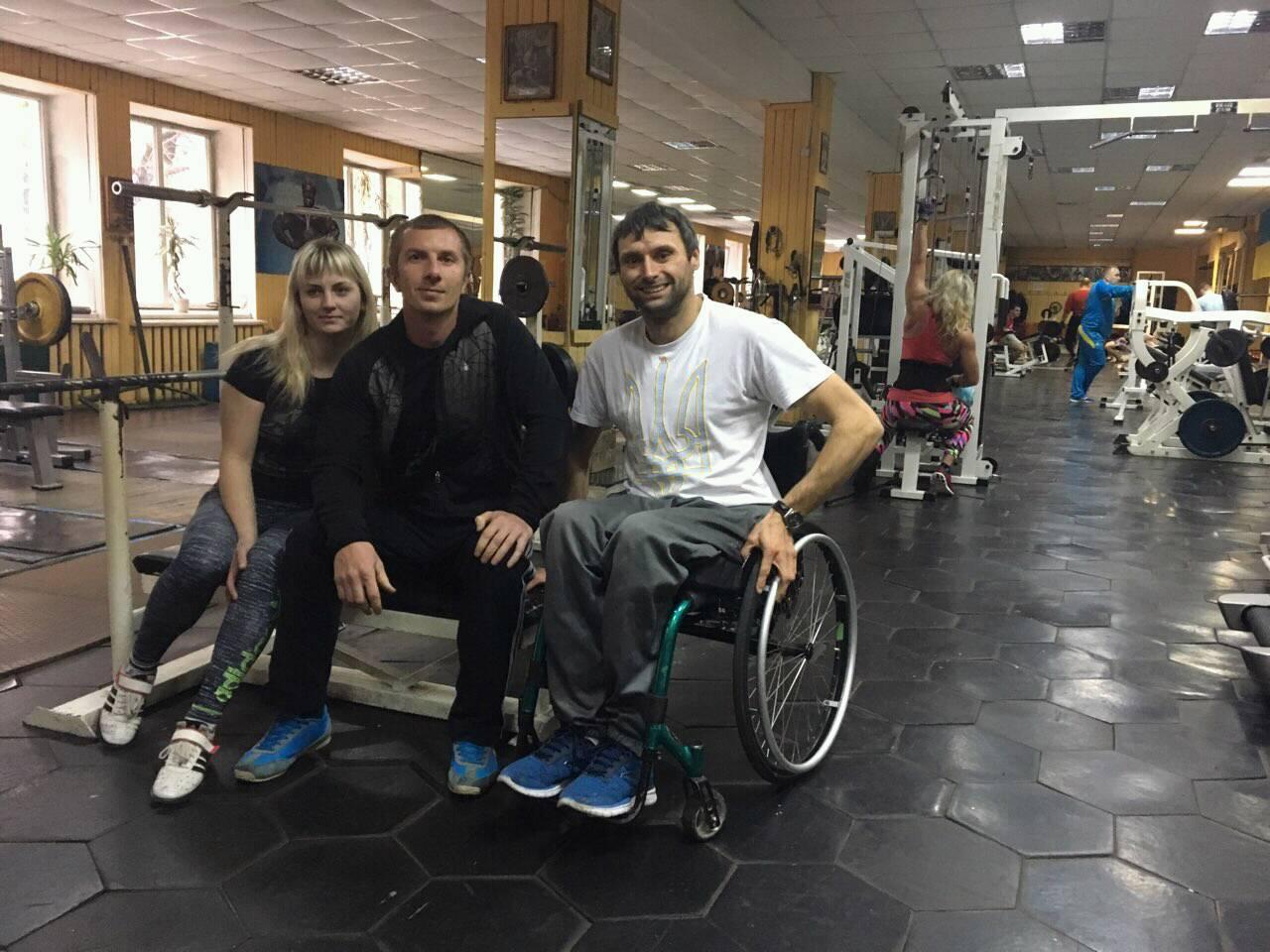 cidzyn kolosov danko - <b>Необмежені можливості.</b> Як українським паралімпійцям удається перемагати в спорті та житті - Заборона