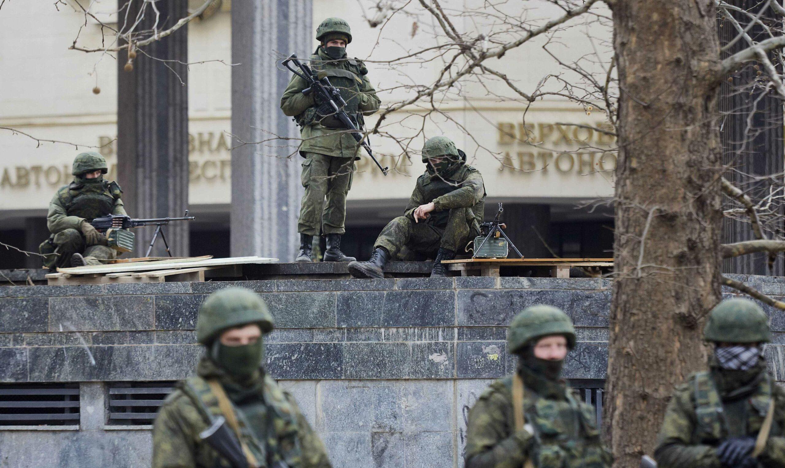 Порушення прав людини в Криму та затримання кримських татар