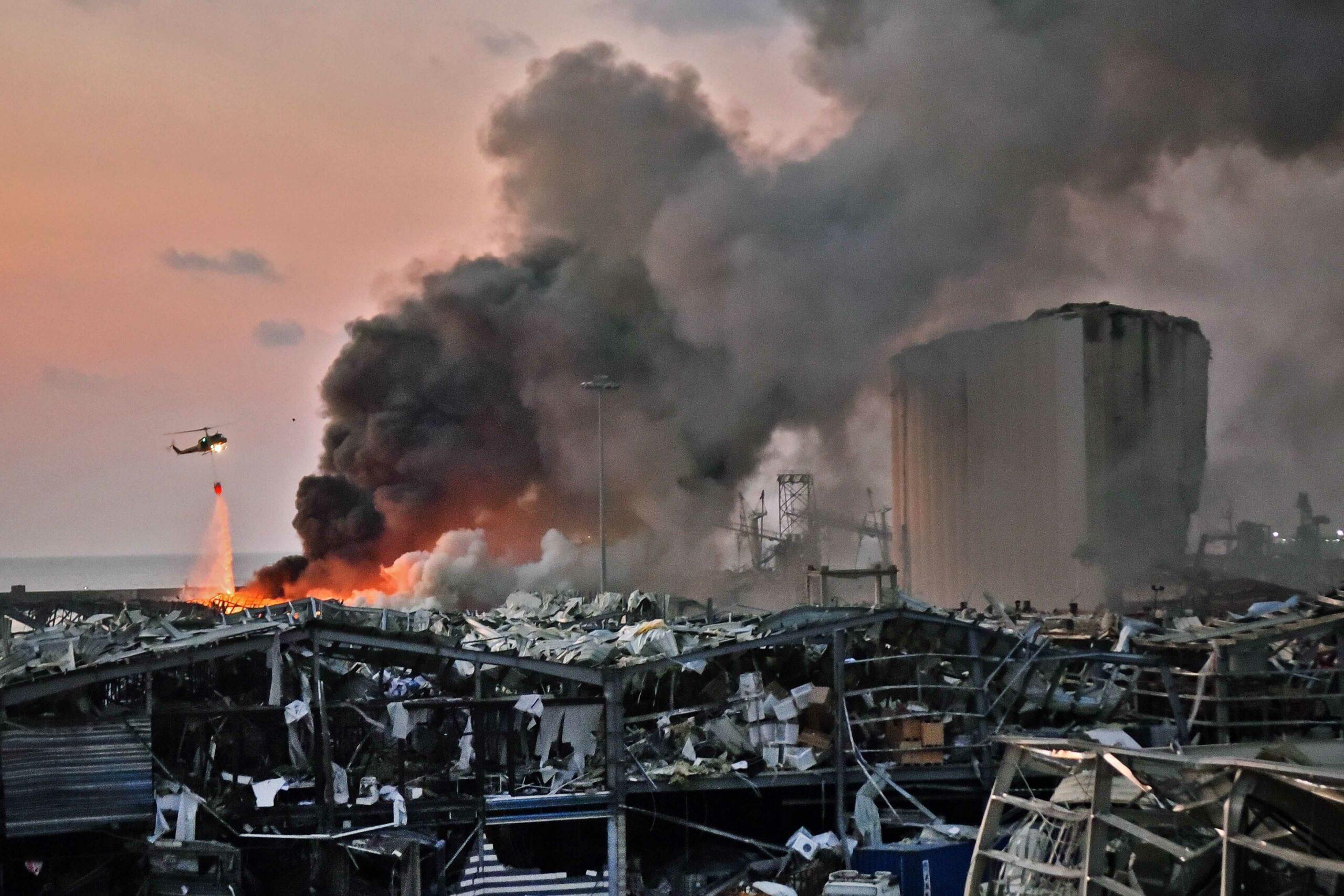 gettyimages 1227909905 scaled - <b>Селітра, що вибухнула в порту Бейрута, належала українцям.</b> Що стало відомо з розслідування - Заборона