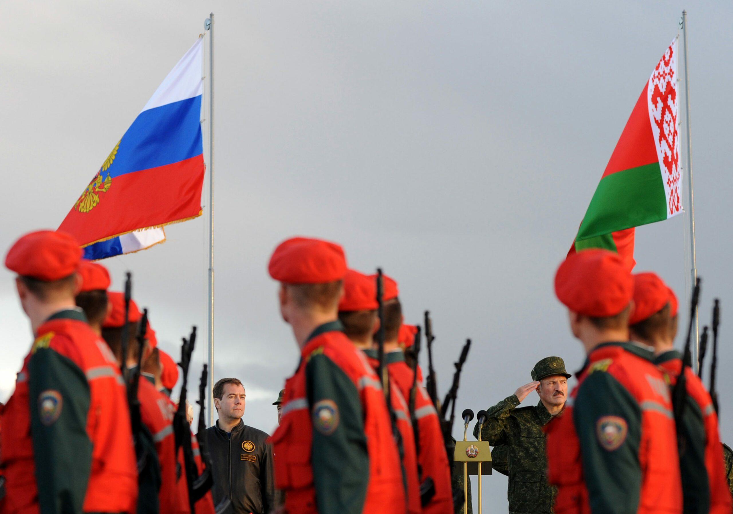 gettyimages 1228024606 scaled - <b>Білорусь і Росія підпишуть дорожні карти з інтеграції.</b> Тепер вони будуть однією державою? Ні, але процес злиття не зупинити - Заборона