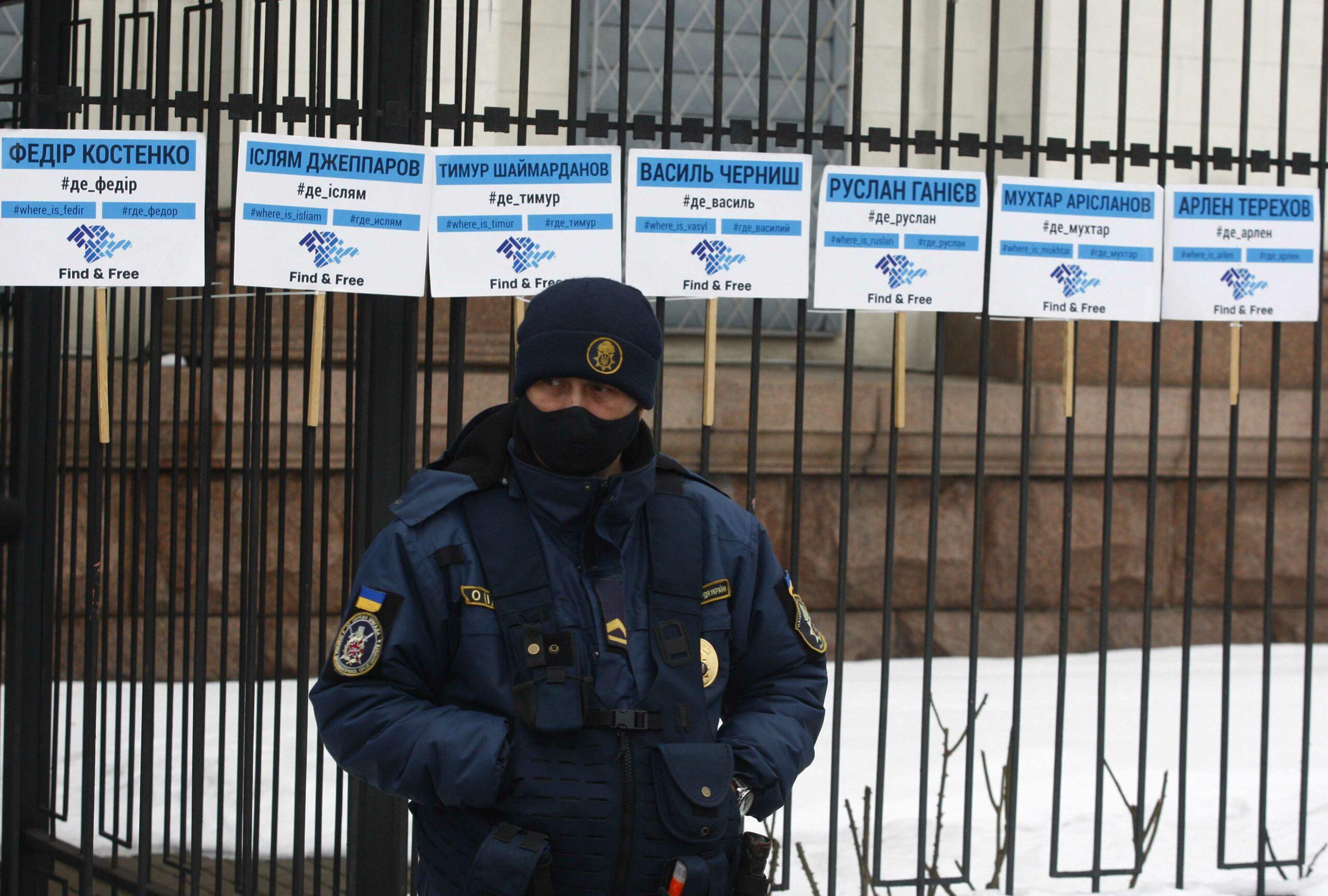 gettyimages 1231356475 scaled - <b>ООН розповіла про порушення прав людини в Криму.</b> Наступного дня ФСБ затримала кримських татар - Заборона