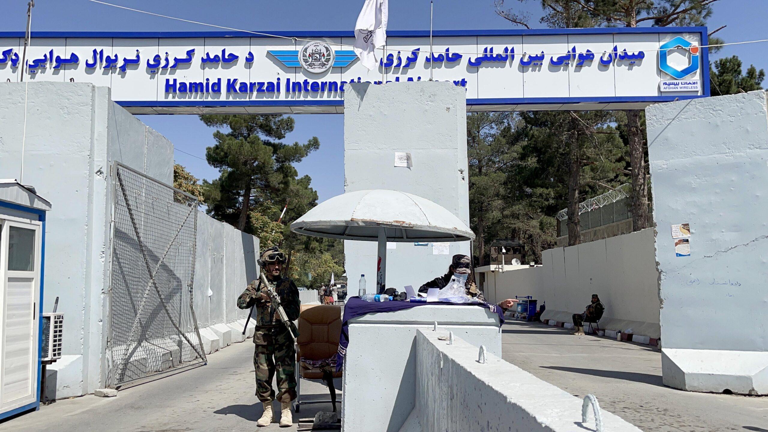 gettyimages 1235232286 scaled - <b>Два евакуаційних українських рейси з Кабула зірвалися.</b> Таліби дізналися, що евакуювати намагалися людей з підробленими документами - Заборона