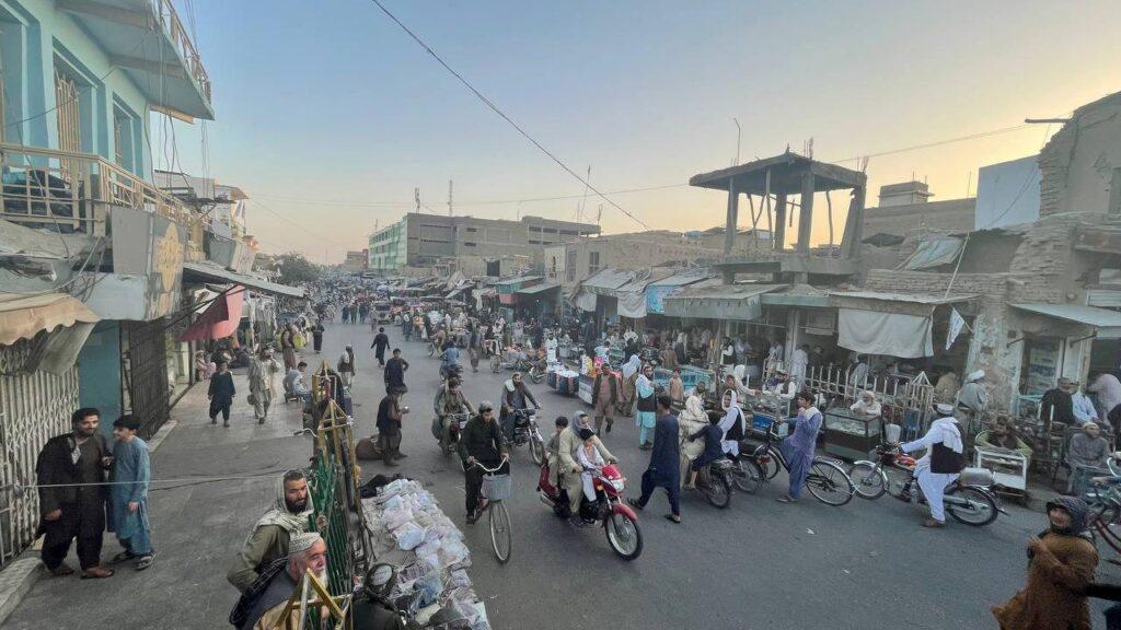 gettyimages 1235450204 1024x576 - <b>Прошло полтора месяца после прихода «Талибана» к власти в Афганистане.</b> Вот как (кардинально) изменилась жизнь в стране - Заборона