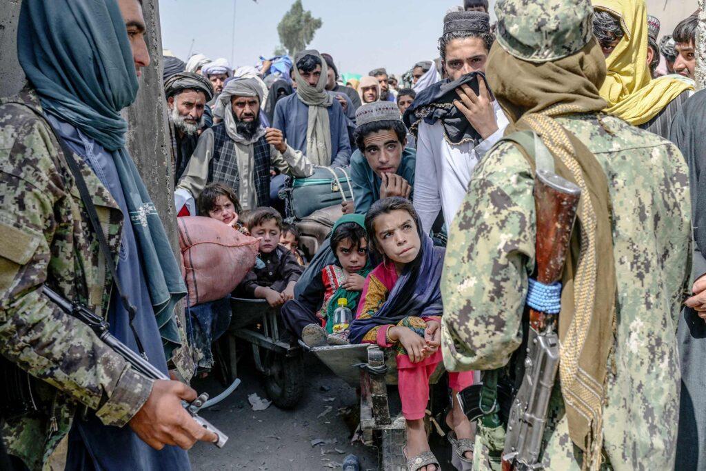 gettyimages 1235493777 1024x683 - <b>Прошло полтора месяца после прихода «Талибана» к власти в Афганистане.</b> Вот как (кардинально) изменилась жизнь в стране - Заборона