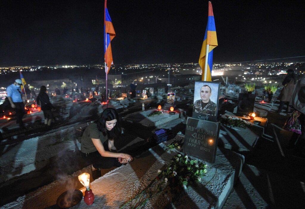 gettyimages 1235522896 1024x705 - <b>Інша земля:</b> Нагірний Карабах через рік після війни - Заборона