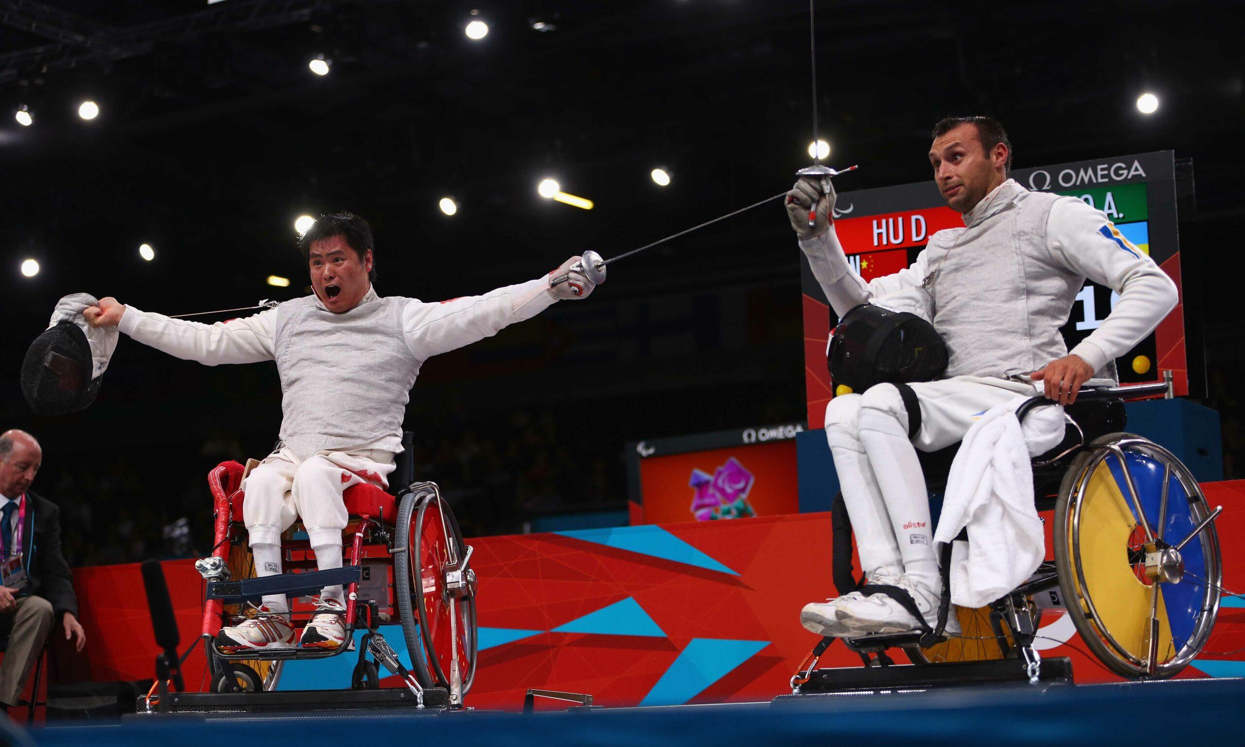 gettyimages 151233846 scaled - <b>Необмежені можливості.</b> Як українським паралімпійцям удається перемагати в спорті та житті - Заборона