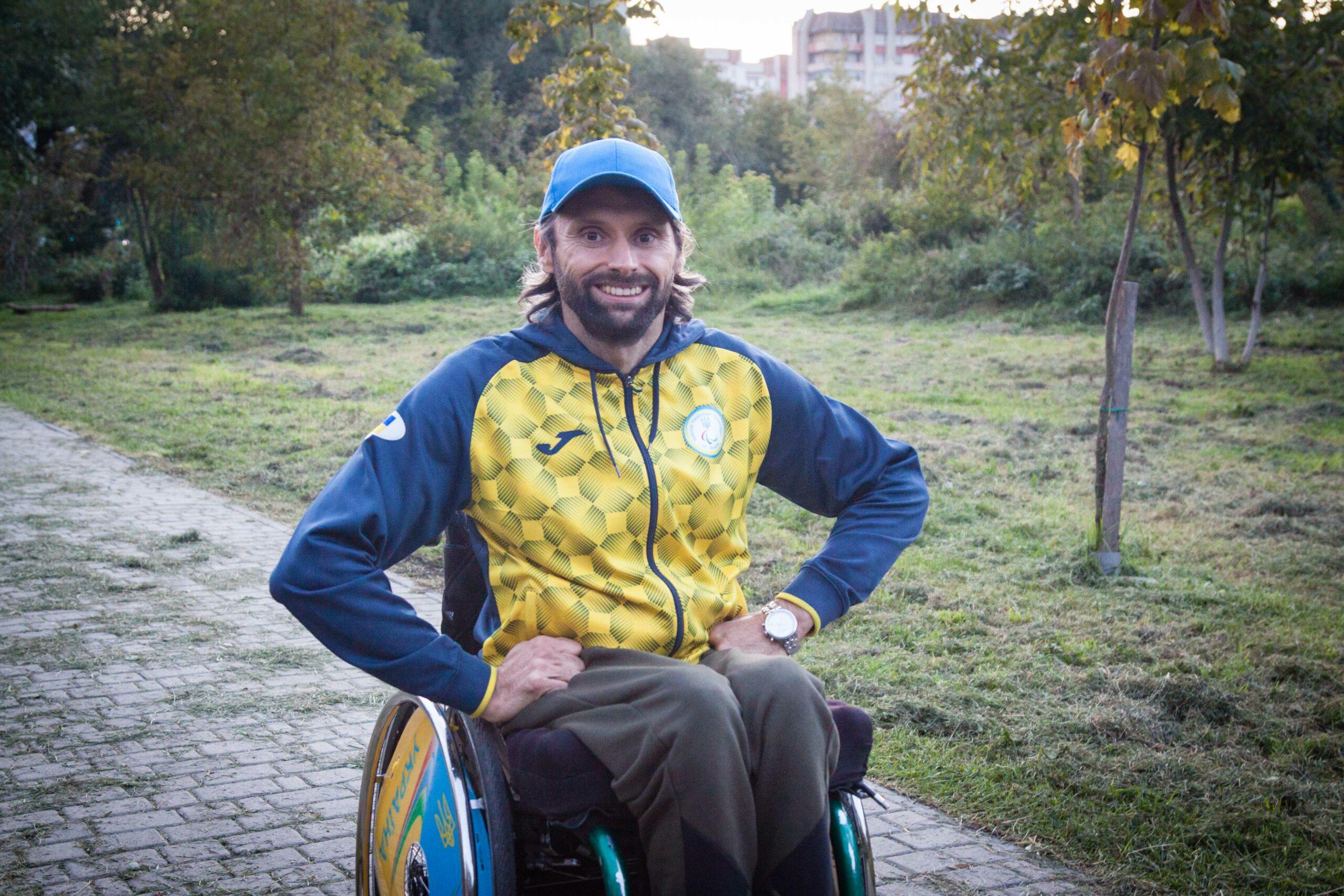 img 8894 scaled - <b>Необмежені можливості.</b> Як українським паралімпійцям удається перемагати в спорті та житті - Заборона