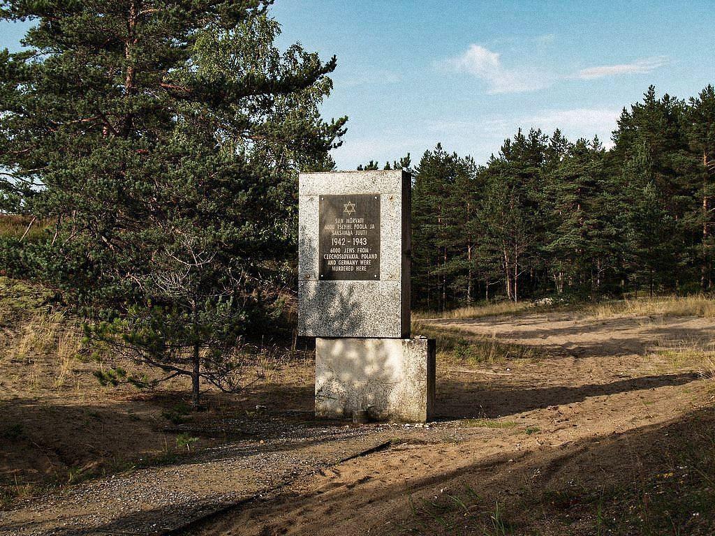 kalevi liiva memorial - <b>Бабин Яр дав нацистам план масових убивств. Аушвіц став продовженням — </b>розповідаємо про головні меморіали Голокосту - Заборона