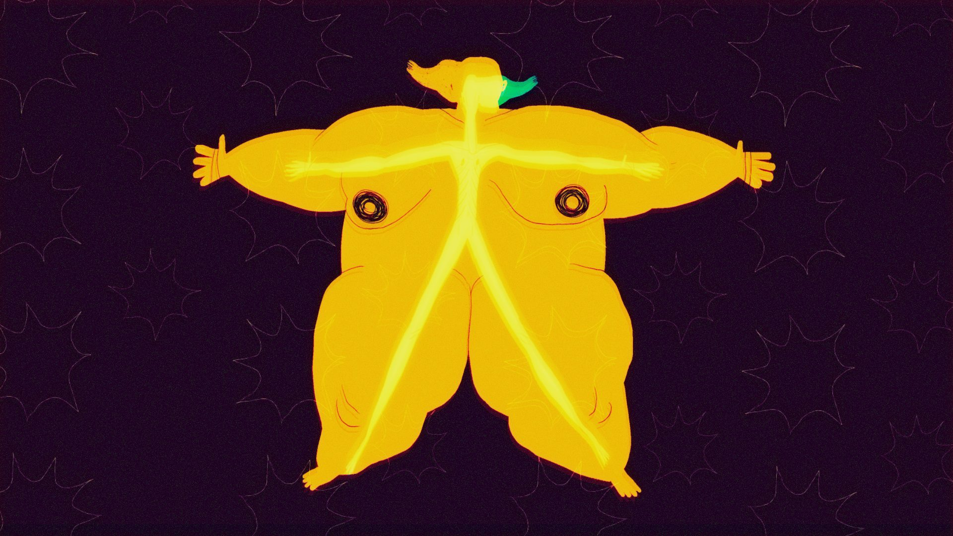 my fat arse and i - <b>Що подивитися цієї осені?</b> «7+7» — онлайн-фестиваль коротких метрів від видатних режисерок - Заборона