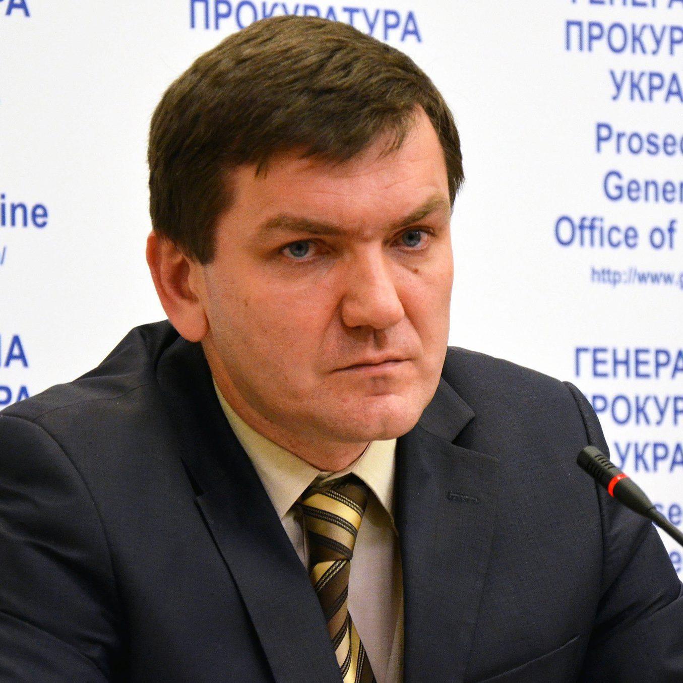 serhiy horbatiuk - <b>Хороший виконавець для будь-якої влади:</b> що треба знати про Євгенія Єніна, який займеться реформуванням МВС - Заборона