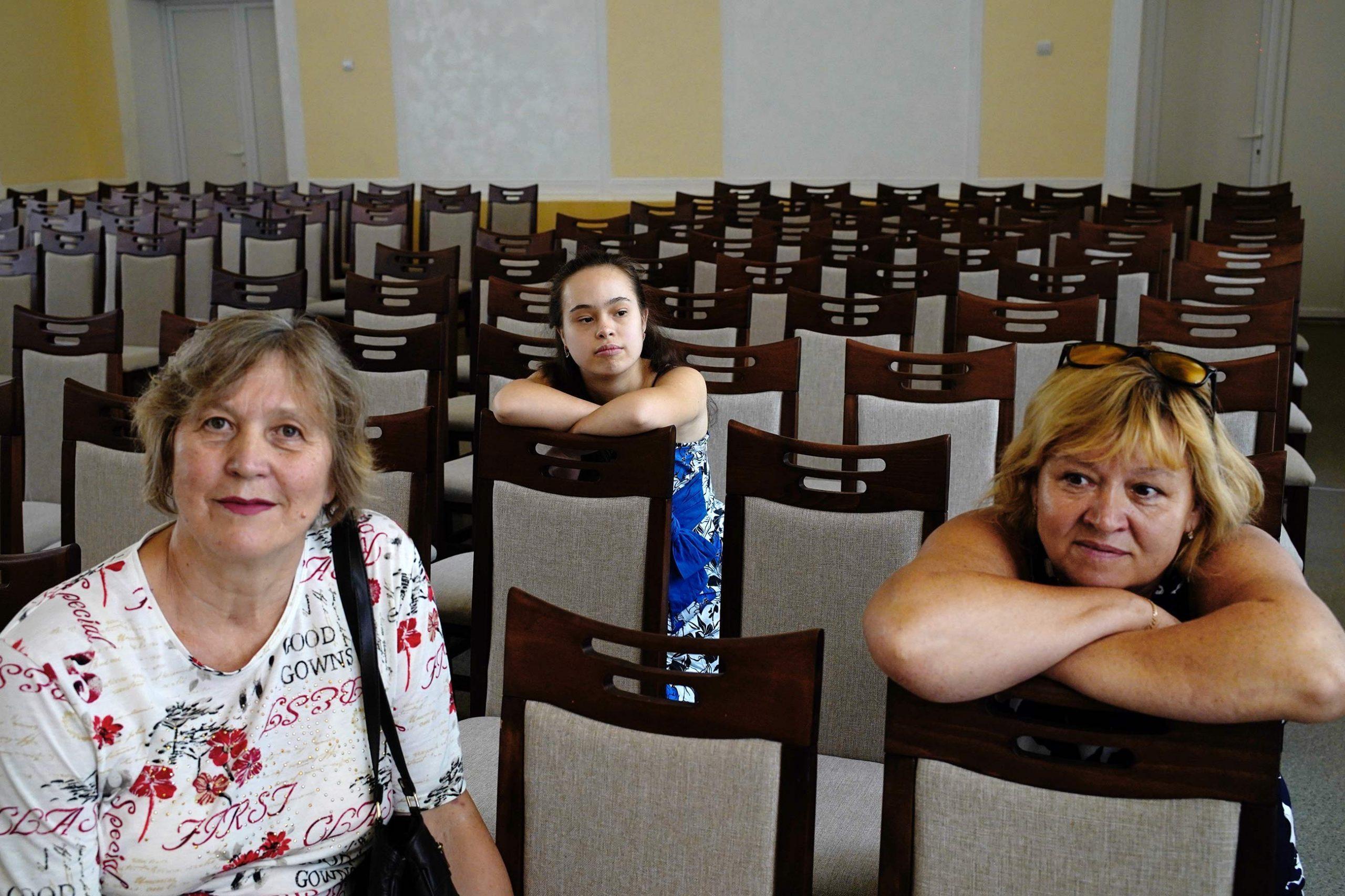 tch7367 scaled - <b>Музыка для Лизы.</b> Как пианистка с синдромом Дауна и ее мама борются за право на образование - Заборона