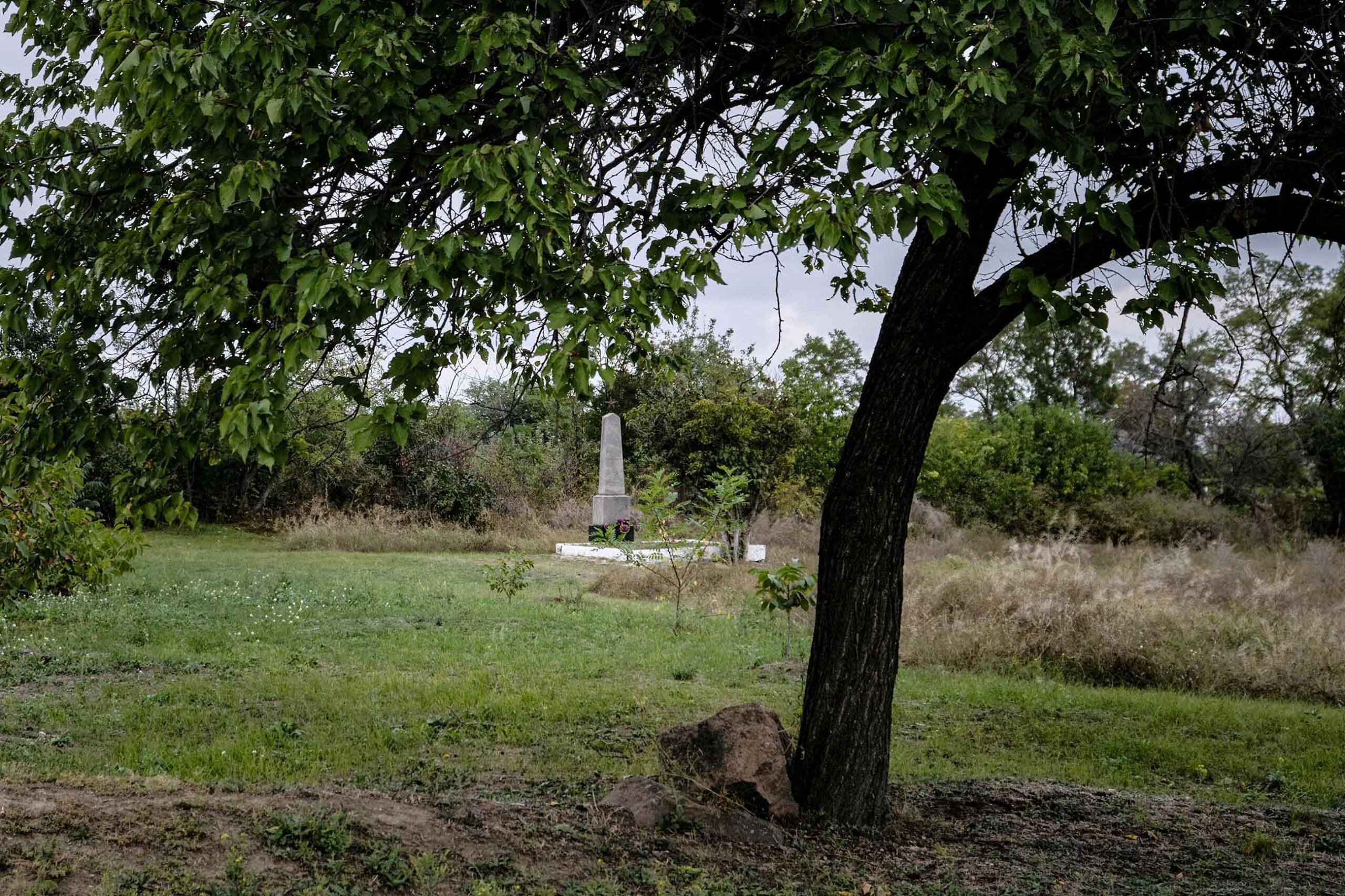 dscf2238 scaled - <b>У Богданівці окупанти за тиждень вбили 54 тисячі євреїв.</b> Ми поїхали туди 80 років потому - Заборона
