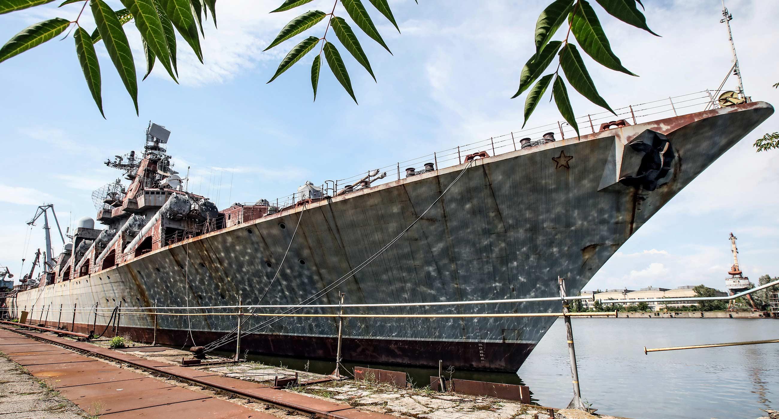 Без крейсера «Украина», но с «Айлендами» и «москитами»: что происходит с украинским военным флотом?