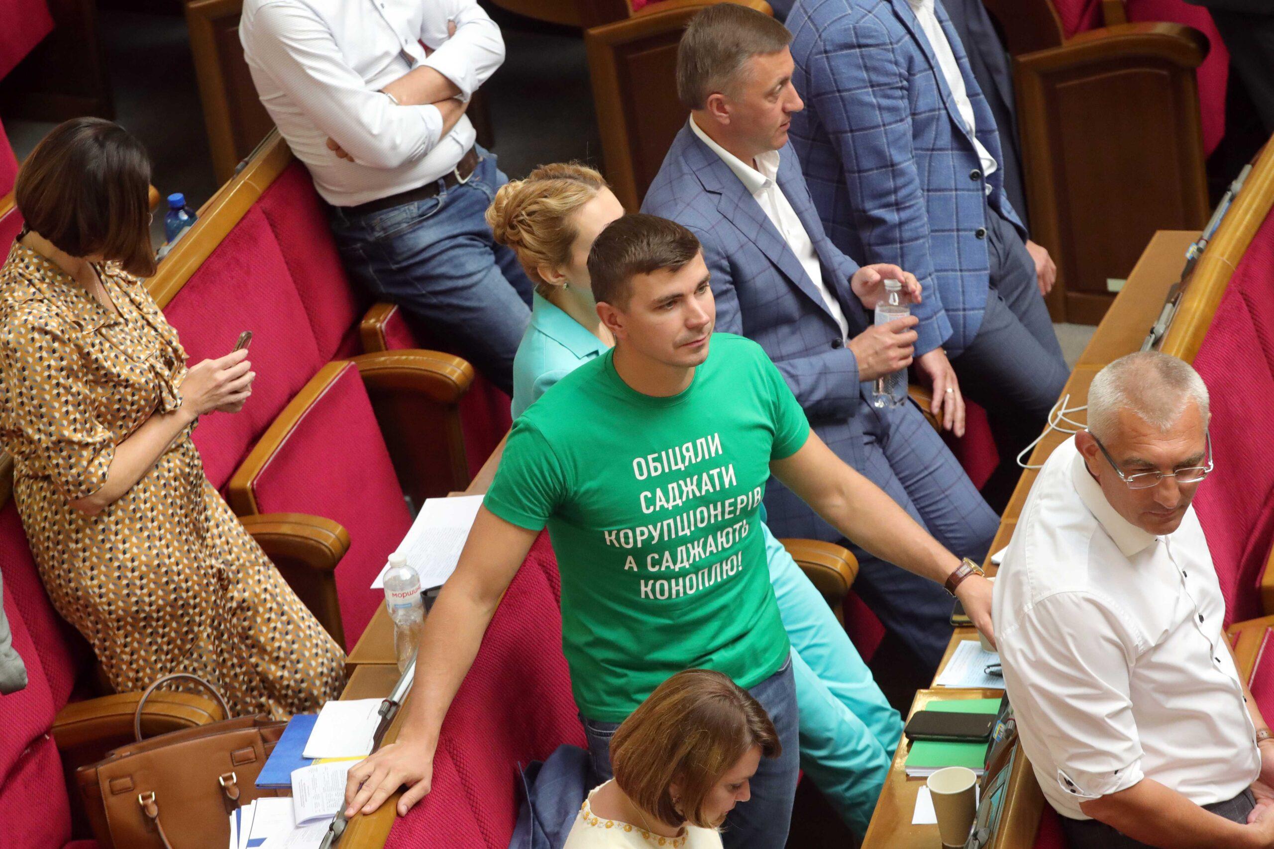Депутата Полякова знайшли мертвим