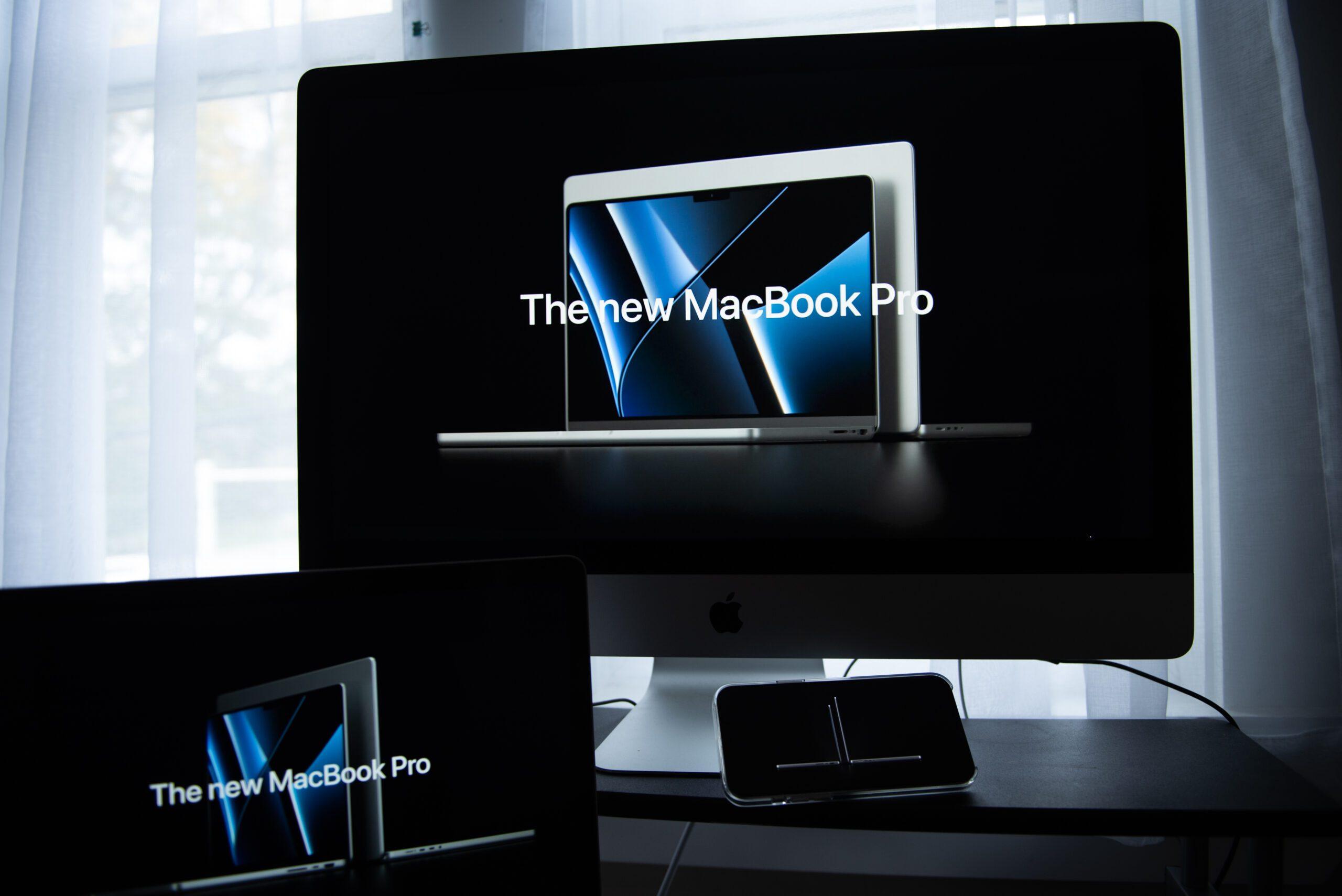 Новий MacBook Pro