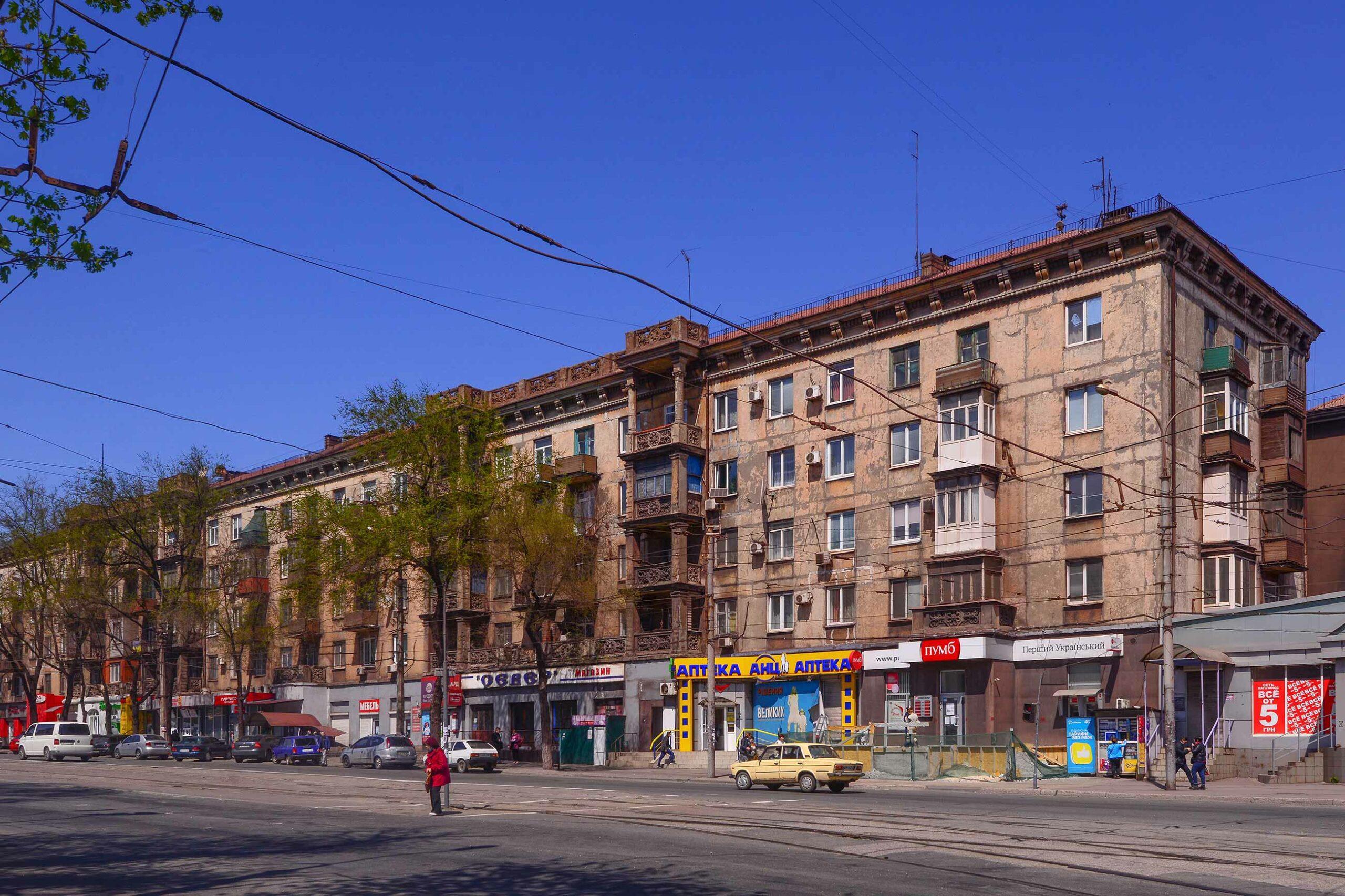 shyrochyn 12 scaled - <b>Что вы знаете об архитектуре промышленных городов? Она прекрасна.</b> Вот как выглядят самые интересные здания Мариуполя - Заборона
