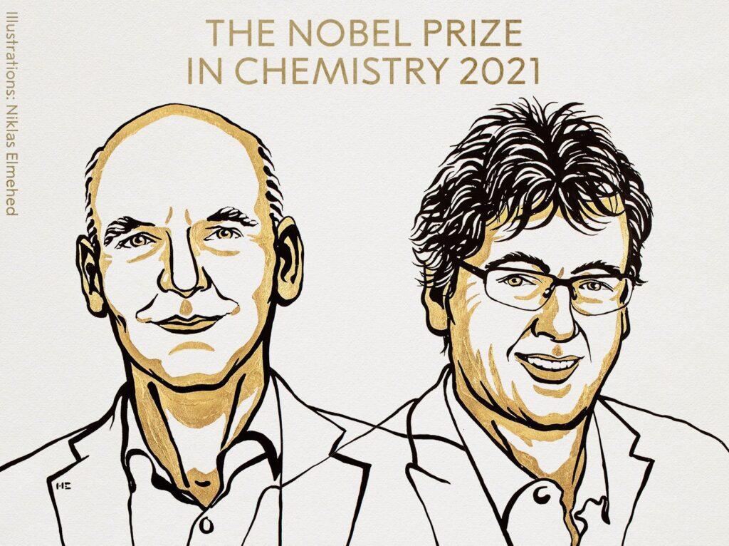 the noble prize in chemistry 2021 1024x766 - <b>Нобелівська премія у 2021 році:</b> як COVID-19 вплинув на нагороду - Заборона