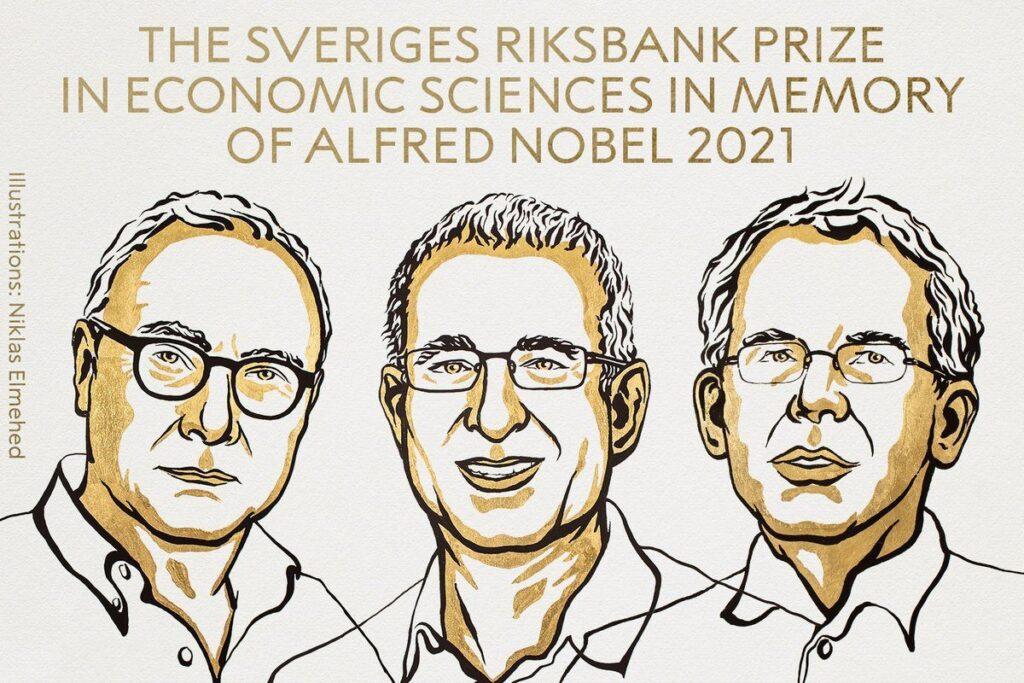 the noble prize in economics 2021 1024x683 - <b>Нобелівська премія у 2021 році:</b> як COVID-19 вплинув на нагороду - Заборона
